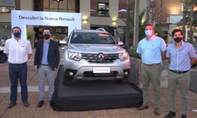 De La Sobera presentó el renovado Renault Duster