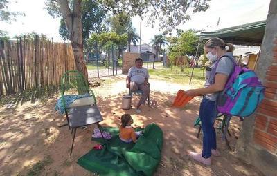 Comunidades indígenas del Chaco recibieron asistencia médica