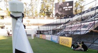 El emotivo homenaje de Olimpia a Maradona en Para Uno