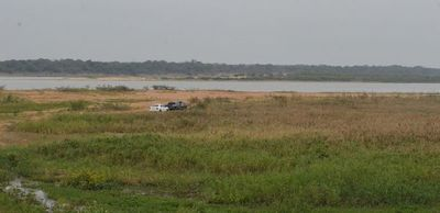 Dos jóvenes desaparecen en aguas del río Paraguay