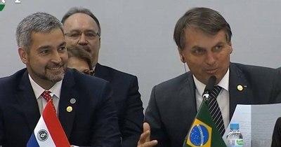 La Nación / Abdo y Bolsonaro se reunirán el martes en Foz de Yguazú