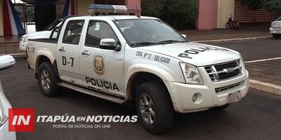 CON CUCHILLO EN MANO UN HOMBRE ASALTÓ LOCAL COMERCIAL EN OBLIGADO