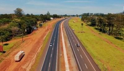 Duplicación de la Ruta PY02: habilitan el primer tramo en Caaguazú