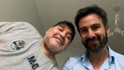 HOY / Imputan por homicidio culposo al médico personal de Diego Maradona