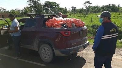 Varios imputados por caza ilegal y violación de la veda pesquera