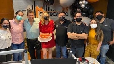 HOY / Montecarlo FM celebra 26 años innovando desde lo clásico