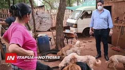 PREPARAN JORNADA DE CASTRACIÓN MASIVA DE MASCOTAS.
