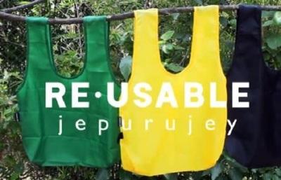 Emprendedoras lanzan al mercado bolsas reutilizables