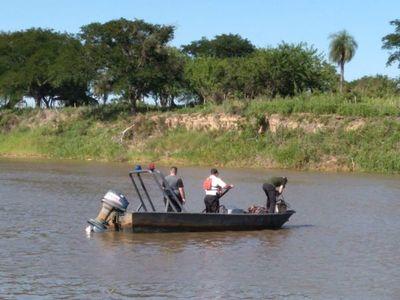 Sigue la búsqueda de jóvenes desaparecidos en aguas del río Paraguay