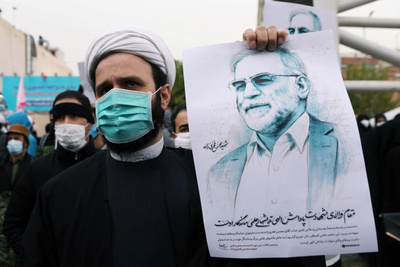 Exigen castigo por asesinato de prominente científico iraní