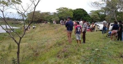 La Nación / Hallan sin vida a una de las cuatro personas arrastradas por el río Paraná en Ayolas