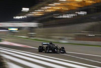 Hamilton se queda con una incidentada carrera en Baréin