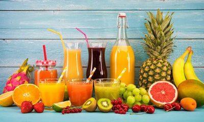 Los batidos de frutas más frescos