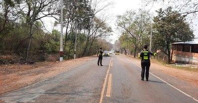 La Nación / Patrulla Caminera retiró a 594 automovilistas alcoholizados de las rutas
