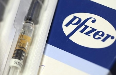 Comenzaron a llegar las primeras dosis de la vacuna de Pfizer a Estados Unidos