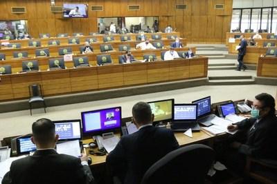 Tema clave antes del receso legislativo: El veto del PE a inclusión de fondos sociales en el PGN