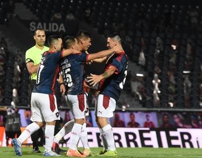Cerro Porteño prolonga su invicto con remontada ante General Díaz