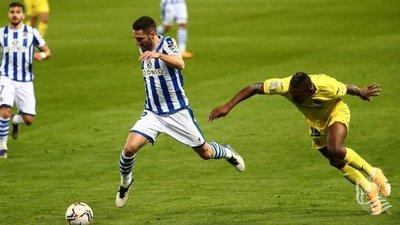 Villarreal le pone freno a la Real Sociedad