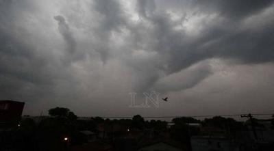 HOY / Alertan sobre probables tormentas con ráfagas de viento de más de 100 km/h