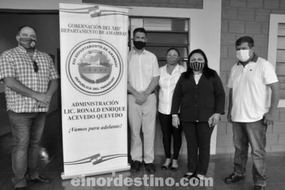 Gobernador Acevedo habilita numerosas obras para fortalecer los sectores educativos, viales y productivos en Bella Vista Norte