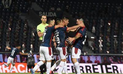 Cerro Porteño vence a General Díaz y llega puntero invicto al clásico