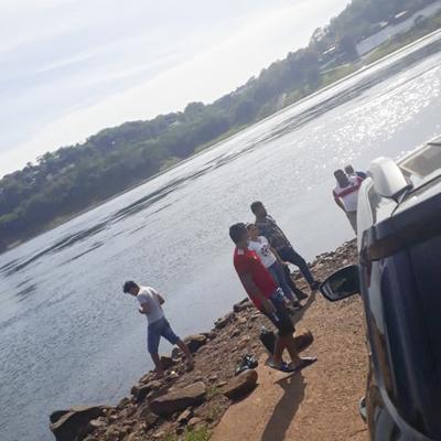 Hallaron cuerpo de adolescente ahogado en el río Paraná