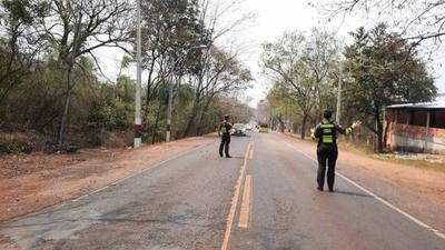 HOY / Conductores alcoholizados retenidos en ruta: Patrulla Caminera registró a 594