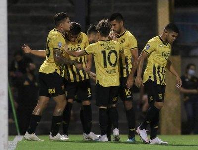 Guaraní derrota a Luqueño y se mete en zona de liguilla