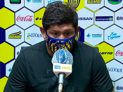 Según Escobar, Guaraní dañó en momentos justos