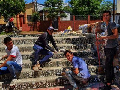 Paseo de los Migrantes  apunta a ser otro atractivo turístico del Sur