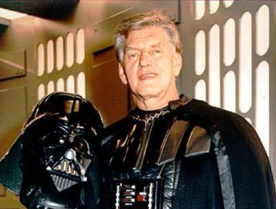 Fallece el actor que encarnó a Darth Vader