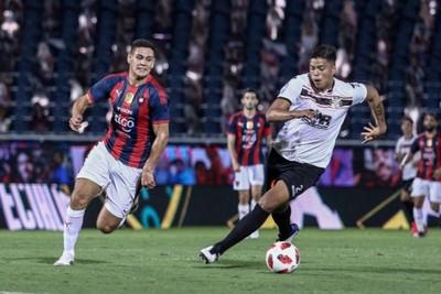 Cerro Porteño venció por 3-1 a General Díaz