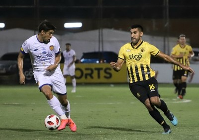 Guaraní se impuso 2-1 ante Sportivo Luqueño
