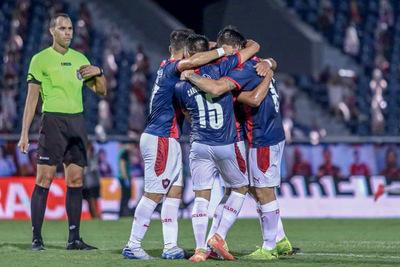 Cerro y Guaraní ganaron sus respectivos partidos