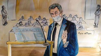 Se reanuda en Francia el juicio al expresidente Sarkozy por corrupción