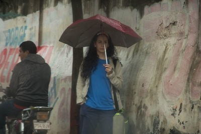 Emiten alerta de lluvias para nueve departamentos