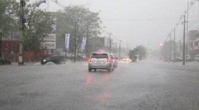 Lluvias y tormentas seguirán afectando a gran parte del país