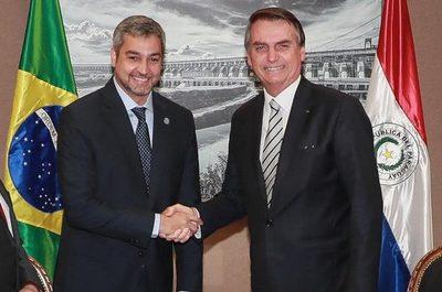 Mario Abdo y Bolsonaro verificarán obras del Puente de la Integración – Diario TNPRESS