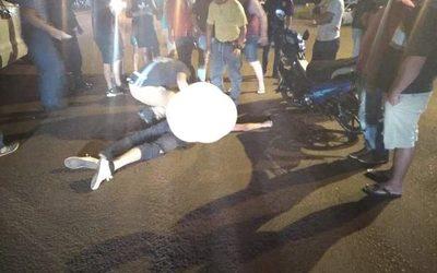 Motociclista adolescente muere tras brutal choque – Diario TNPRESS