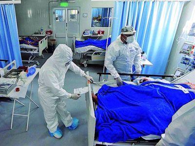 Asunción, Central y Caacupé con 100% de ocupación en camas de Terapia Intensiva