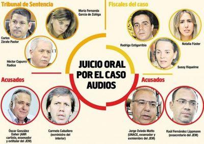 """Jueces del caso audios, bajo la mira tras blanqueo del """"partner"""" de OGD"""