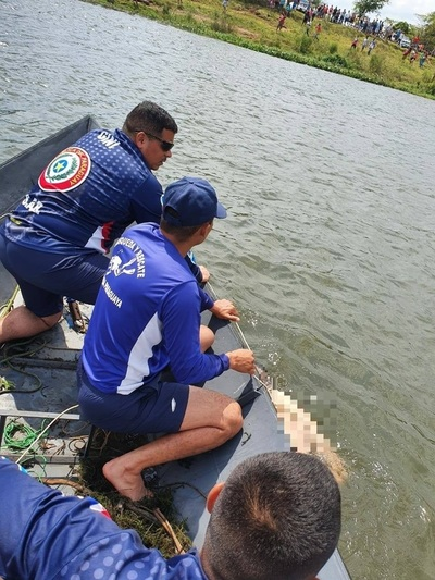 3 de 4 desaparecidos fueron encontrados muertos en el río Paraná