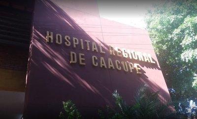 Hospital Regional de Caacupé llegó al 100% de ocupación en camas de Terapia · Radio Monumental 1080 AM