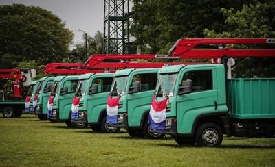 HOY / Con 54 nuevos móviles, ANDE apunta a mejorar el servicio de energía eléctrica