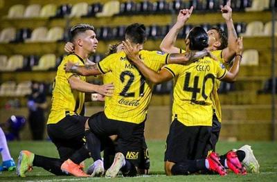 Guaraní derrota a Sportivo Luqueño