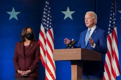 La comunicación del Gobierno de Joe Biden estará 100% a cargo de mujeres