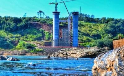 Mario Abdo y Bolsonaro verificarán obras el Puente Integración