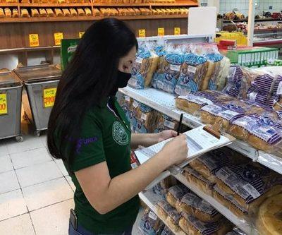 Canasta básica en CDE aumentó 0,84% en noviembre