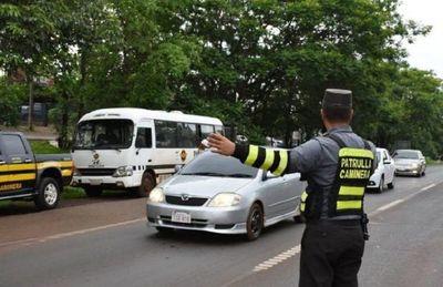 POSTERGAN MULTAS HASTA EL 16 DE DICIEMBRE