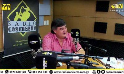 Tiky confirma que será candidato en Franco, y Esteban Wiens en CDE